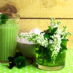 Gesundes von Bäumen: Vitalisierender Frühlings-Smoothie mit Buchenkeimlingen