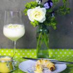 Süßes Sonntagsfrühstück mit Holunderblüten-Curd