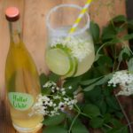 Coole Sundowner mit Holunder – Teil 3: Cocktail mit Holunderblütenlikör