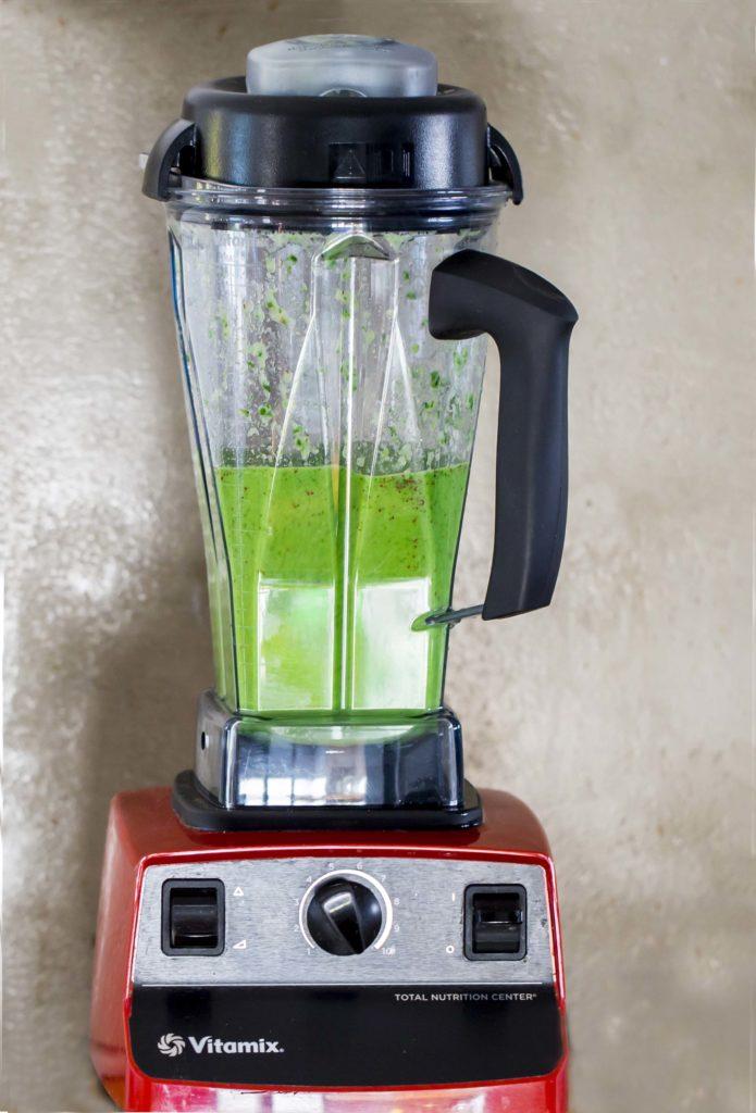 Vitamix Hochleistungsmixer - Grüne Smoothies
