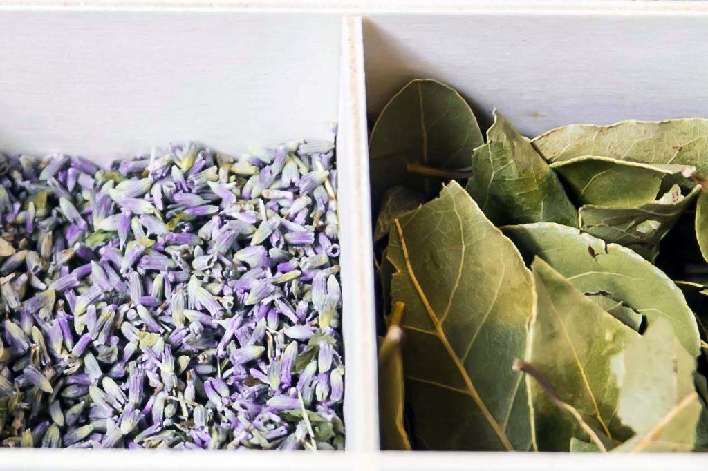 Räucherstoffe - Lavendel - Lorbeer - Maria Lichtmess - Imbolc