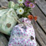Natürliches Mittel gegen Insekten im Haus: DIY Mottensäckchen mit Duftkräutern