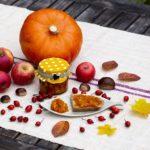 Süßer Herbstzauber: Kürbis-Apfel-Konfitüre mit wärmenden Gewürzen