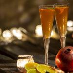 Dufte Küche: Granatapfel Aperitif mit ätherischen Ölen
