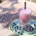 Heidelbeere: Gesundes Lebensmittel & Antioxidans – mit leckerem Heidelbeer-Buttermilch-Rezept!