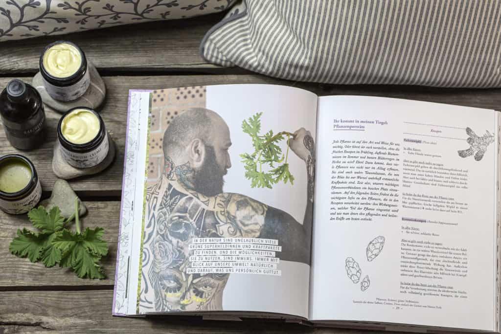 BUCHTIPP: Du darfst auf meine Haut - DIY Naturkosmetik -Löwenzahn Verlag
